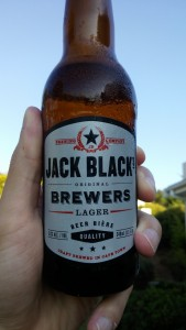 Jack Black Brewers Lager