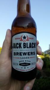 Jack Black Brewers Lager