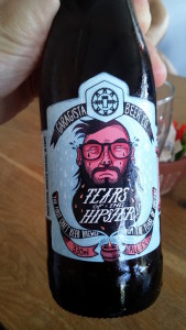 Tears of the Hipster Beer