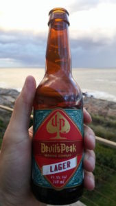 Devil's Peak Lager