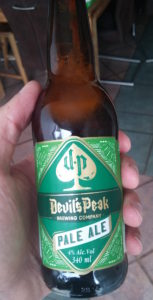 Devil's Peak Pale Ale